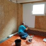 Het Wagenwiel - nieuwe aanbouw showroom koffiehoek augustus 2016 (19a)