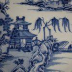 Antieke Chinese borden porselein Qianlong ca 1750 - Antiekboerderij Het Wagenwiel 4