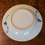 Chinees porselein, 12 borden, Qianlong ca 1750 - 1780 - Antiekboerderij Het Wagenwiel (1)