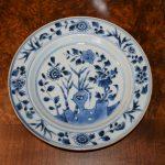 Chinees porselein, 12 borden, Qianlong ca 1750 - 1780 - Antiekboerderij Het Wagenwiel (9)