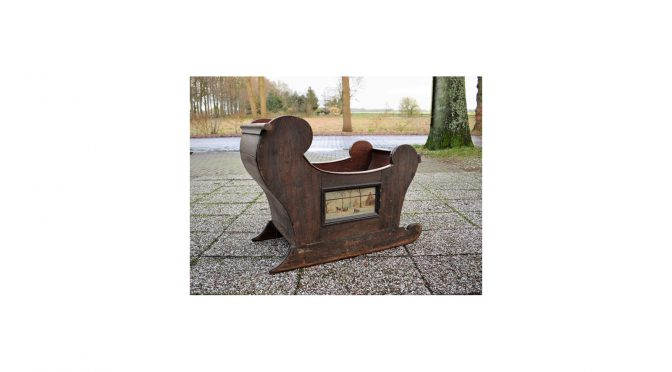 Antieke IJsslee, Hollands, 19e eeuw - Antiekboerderij Het Wagenwiel (8a)